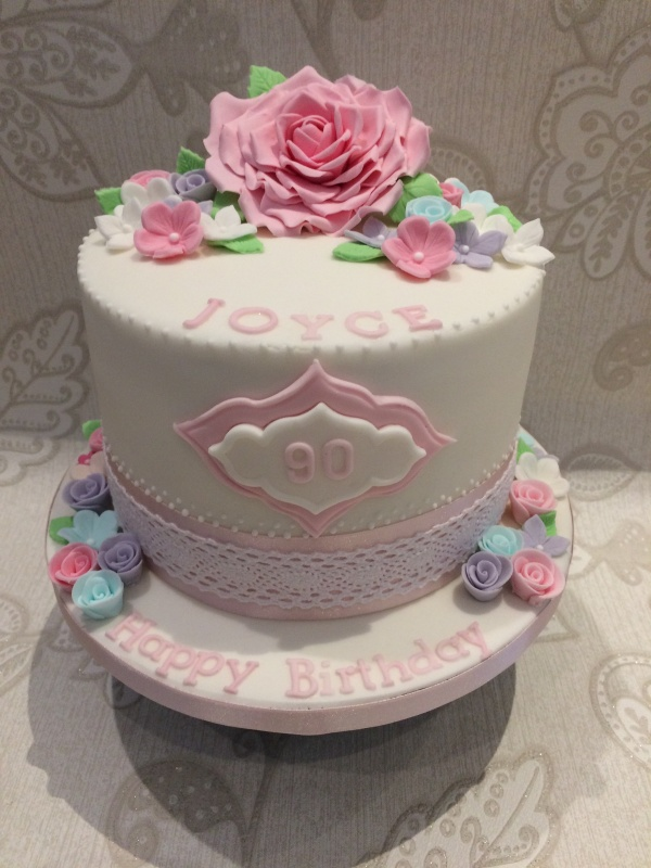 Birthday Cakes East Sussex