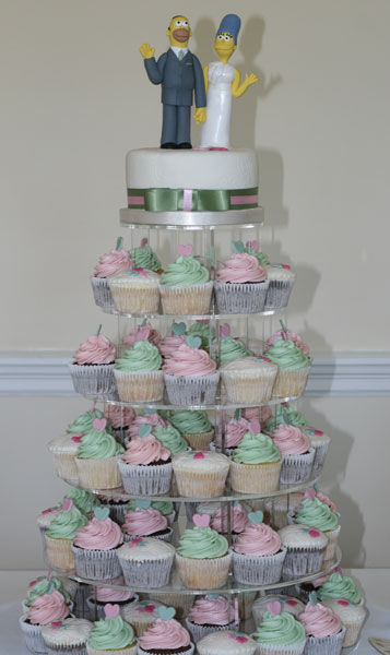 Wedding Cupcakes | Sprinkles and Swirls | Cupcakes Kent ...
